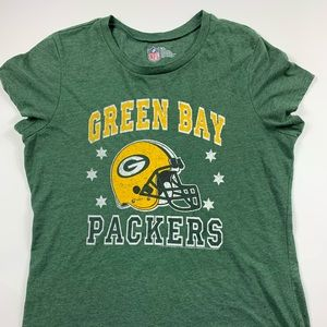 NFL Green Bay Packers Women's XL Tee Shirt